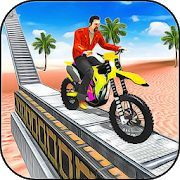 Скачать Bike Stunt Racing 3D
