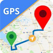 Скачать GPS, Maps, Navigate, Traffic & Area Calculating (Без Рекламы) на Андроид - Версия 1.2.5 apk