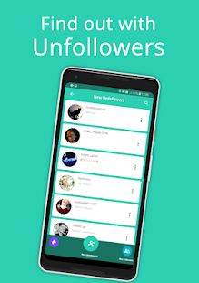 Скачать Unfollowers 4 Instagram - Check who unfollowed you (Без Рекламы) на Андроид - Версия 1.48 apk
